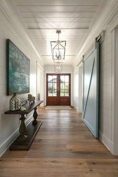 That barn door!!
