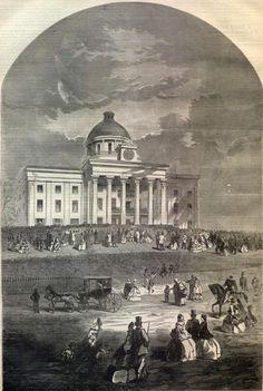 jefferson davis inaugural address excerpts