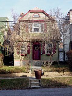 A house in New Brighton, Staten Island.