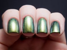 Enchanted Polish Imagine Collection | Chalkboard Nails | Nail Art Blog