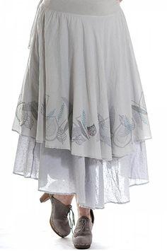 Happy Go Lively Skirt Printed