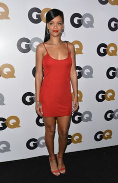 Rihanna Red Carpet GQ Man of the Year Awards Party (PHOTOS) | Global Grind