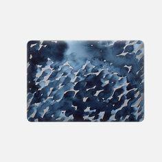 Casetify Macbook Pro - Macbook Snap Case - Dark watercolor drops by Anna Alekseeva Macbook Pro Retina, Casetify, Anna, Drop, Watercolor, Phone Cases, Pen And Wash, Watercolor Painting, Watercolour