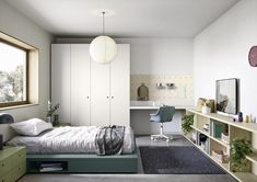 Nidi inspires with 5 rooms at Habitat Valencia design fair.