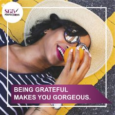 Being Grateful makes you gorgeous. Visit sgbline.com to find out more about us and try our Vitamin C Skincare line. #skincareproducts #foracne #essentialoils #natural #viatminc #skincareroutine Natural Glow, Natural Skin Care, Vitamin C Serum Benefits, Now Vitamins, Health And Wellness, Health And Beauty, Mineral Cosmetics, Natural Moisturizer, Facial Serum