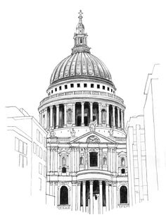 architectural drawings of famous buildings. Interesting Drawings Illustrators Illustrator Illustrations And Architectural Drawings Of Famous Buildings Y