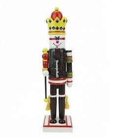 Loving this 14'' Tootsie Roll King Nutcracker on #zulily! #zulilyfinds