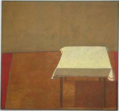 Christoph Drexler 'Table' - oil on canvas - 130 x 140 cm