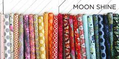 30 Fat Quater Paket Moonshine - Moon Shine by Tula Pink