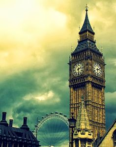 1923 – The chimes of Big Ben are broadcast on radio for the first time by the BBC. | big ben london eye picture
