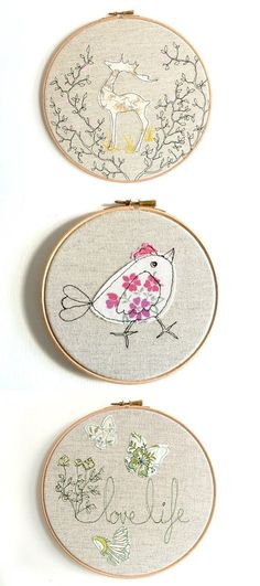 embroidery & applique