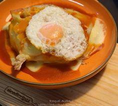 Francesinhas do Chefe | por O meu Report Culinário | feito com o nosso piri-piri em aguardente