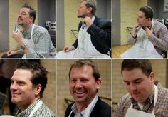 Now that it's Movember, let's take a look back at a picture of 3 of last year's shave-offs. Our Quarry Movember team raised more than $2100 and in turn, almost 50 years worth of facial hair was shaved off.  Longtime bearded/goateed/mustachioed Qmates Jay Fournier (15 years), Glen Drummond (18 years) and Mike Griebenow (14 years) were just 3 of the men who shaved off their facial hair in support of Movember Canada and #Movember KW. #Quarry40 #Quarry