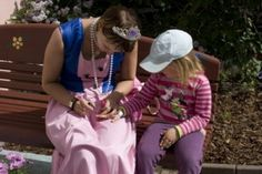 Synttäreillä joskus myös kaunistaudutaan Vivianin kanssa.  #TravelFinland #Themepark #jyvaskyla #synttarit #teemasynttarit #birthday