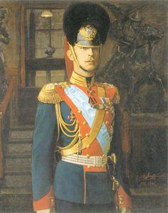 Великий князь Дмитрий Константинович (1860 – 1919), третий сын великого князя Константина Николаевича (1827 – 1892) и Александры Иосифовны Саксен-Альтенбургской (1830 – 1911), внук императора Николая I.