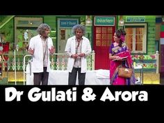 Dr  Mashoor Gulati as Singham Comedy in The Kapil Sharma Show   Comedy HD