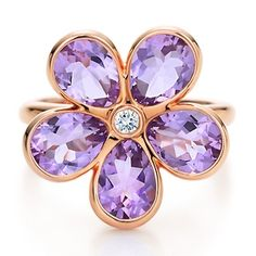 anello Tiffany Garden