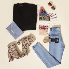 Copy the look! Woman, Pink, Image, Fashion, Moda, Fashion Styles, Women, Pink Hair, Fashion Illustrations