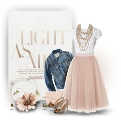 """""""Light As Air"""" by archimedes16 on Polyvore"""
