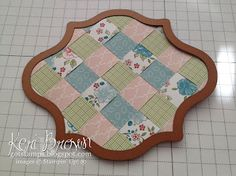 Got Stamps?: Woven Card Tutorial