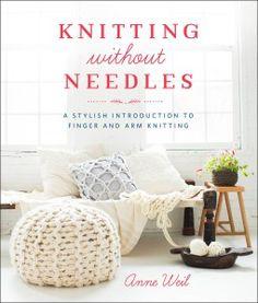 Tricoter avec les bras... Génial !