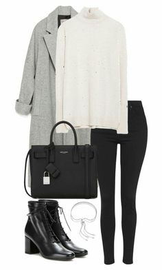 Trends / Winter Fashion Tired of looking for ideas for . Voici de… Trends / Winter Fashion Tired of looking for outfit ideas? Here are trendy look ideas for your everyday outfits! Trend Fashion, Fashion 2018, Look Fashion, Winter Fashion, Sporty Fashion, Fashion Ideas, Casual Sporty Outfits, Trendy Outfits, Fashion Outfits
