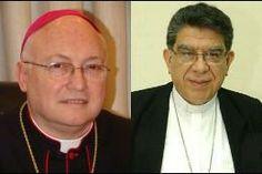 Monseñor Rogelio Ricardo Livieres Plano, arzobispo de Alto Paraná, acusa al Arzobispo Metropolitano de Asunción Monseñor Pastor Cuquejo de ser homosexual...