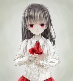 bueno....ib no es un anime, pero aun asi es tan linda (>w<)9