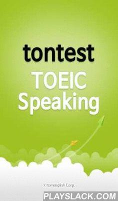 "Tontest TOEIC Speaking  Android App - playslack.com , ★★★★★★★★★★★★★★★★★★★★★★★★★★★★★★★★★★★★★★tontest TOEIC Speaking은 기업과 단체에서 이용하시는 앱입니다.개별 시험을 응시하실 수 있는 앱은 현재 개발중입니다.감사합니다.★★★★★★★★★★★★★★★★★★★★★★★★★★★★★★★★★★★★★★""여러분의 꿈과 열정에 도전하세요!""이제 iBT로만 응시되던 TOEIC Speaking 모의시험을 모바일에서도 만나 보실 수 있습니다.언제 어디서건 TOEIC Speaking 모의시험을 빠르게 응시하실 수 있습니다.■ 이용방법 - tontest TOEIC Speaking 모의시험 어플리케이션을 다운로드 후 발급된 계정으로 로그인 하신 후 이용하실 수 있습니다. - 로그인 후 모의시험 목록에서 응시가능한 모의 시험을 클릭합니다. - 볼륨설정(듣기 및 녹음) -> Direction을 진행하시고…"