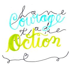 Have the courage to take the actions to move forward in your life! I'm totally guilty of having my lazy days and feeling behind on things that hold significance to me. But I figured out that what's holding you back may only be your state of mind - seriously I read one of the best books of my life last year that allowed me to learn how to reprogram my mind like a computer so I can be productive each day! It is a constant work in progress so I still have my lulls of inactivity - let's call…