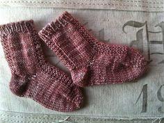 Ravelry: MaryGehling's Newborn socks  *Free Pattern