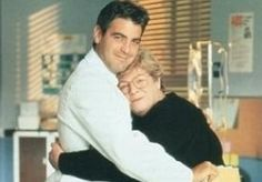 George Clooney and his auntie Rosemary, a beloved  singer and entertainer