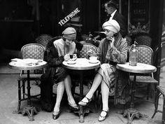 Nie ma to jak rozmowa z najlepszą przyjaciółką przy najlepszej herbacie :)