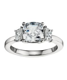 Blue Nile Engagement Ring | 71 Unique Engagement Rings | Real Simple