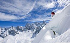 WallpapersWide.com | Skiing HD Desktop Wallpapers for Widescreen