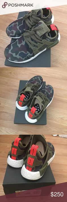 Adidas NMD_XR1 Brand New! Mens size 5 will fit womens size 6-6.5 Adidas Shoes Athletic Shoes