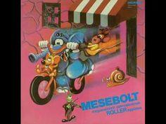 Roller: Mesebolt (teljes lemez) Children's Literature, Roller, Baseball Cards, Musica, Parenting Books