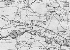 Plan of the collieries on the rivers Tyne and Wear by John Gibson (1788). Indicates depths of coal pits and distances along waggonways to sta...