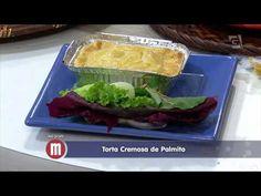 Mulheres - Torta Cremosa de Palmito (29/09/2015) - YouTube