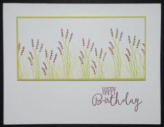 Happy Birthday - Wild Flowers
