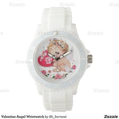 Valentine Angel Wristwatch