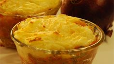 Shepherd's pie is pure comfort food, and this vegan version will satisfy the taste buds of the vegetarians in the crowd.