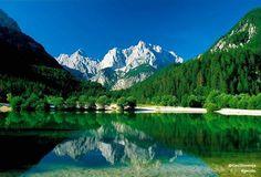 Lake Jasna, Kranjska Gora