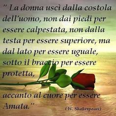 Shakespeare - la donna dell'Eden