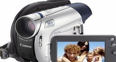 Canon DC301 Digital DVD Camcorder (32x Optical Zoom, 2.7 inch Widescreen Colour LCD) No description (Barcode EAN = 5050053597748). http://www.comparestoreprices.co.uk/december-2016-week-1/canon-dc301-digital-dvd-camcorder-32x-optical-zoom-2-7-inch-widescreen-colour-lcd-.asp
