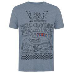 T-shirt Beach  MERC