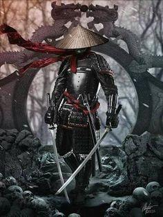 Resultado de imagen para guerrero samurai