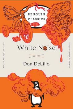 White Noise by Don DeLillo
