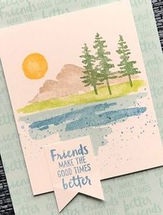 Friends make the good times better (Waterfront)