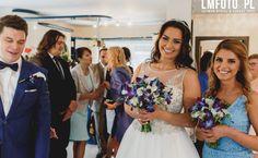 Niesamowity reportaż ślubny